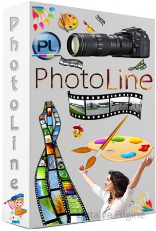 PhotoLine 22.00 (2020) РС | RePack & Portable by elchupacabra