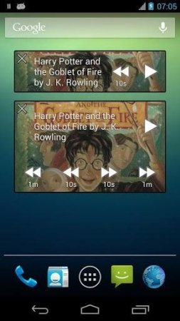 Smart AudioBook Player Pro 6.5.4 Android [Ru/En]