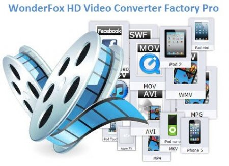 WonderFox HD Video Converter Factory Pro 18.7 (2020) PC | RePack & Portableby by elchupakabra